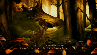 Bambi II: Special Edition – Animated Views
