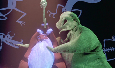 The Nightmare Before Christmas In 3d Animated Views