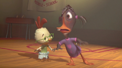 Disney Blu Ray 3d Reissues Chicken Little Meet The Robinsons