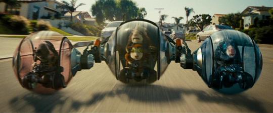 Now showing dalekbuster screen 5 reviews g force - Hamster agent secret ...