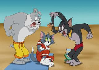 Tom i Jerry Kolekcja /   Bluray+DVDRip+TVRip.XviD /  Dubbing PL / Lektor PL *dla EXSite.pl*