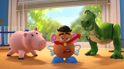 Toy Story / Toy Story 2 / Toy Story 3 – 3D Editions • Animated ...