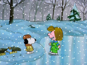 Happiness Is Peanuts Snow Days Animated Views