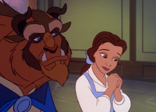 In These Animated Adventures Belle The Beast And Enchanted Servants Learn How To Get Along While Have Their Own Lessons