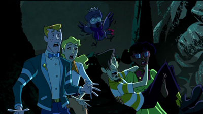 Scooby Doo Mystery Incorporated Crystal Cove Curse