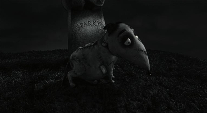 Frankenweenie Animated Views
