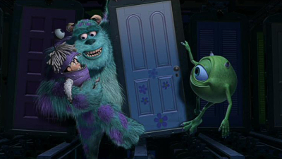 Monsters Inc Ultimate Collector S Edition Animated Views