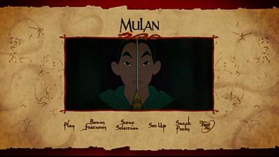 Mulan 15th Anniversary 2 Movie Collection Animated Views