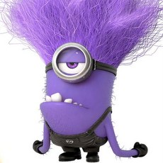 First look at the purple  evil Minions of Despicable Me 2Purple Minions Despicable Me 2