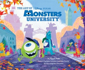 TheArtOfMonstersUniversity