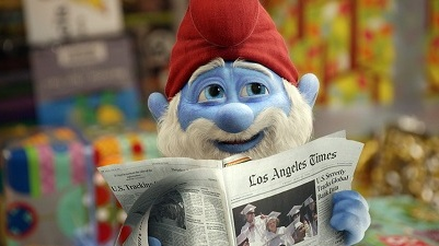 Papa Smurf The Smurfs 2