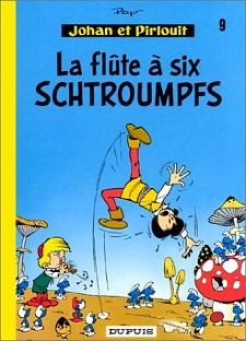 johan-et-pirlouit-tome-9- -la-flute-a-six-schtroumpfs-3538