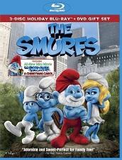smurfs blu-ray