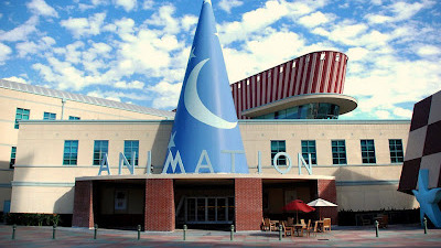 Disney Feature Animation Building