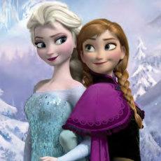 Frozen Junior Novelization