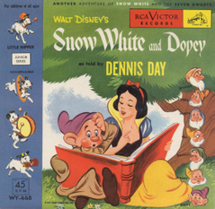 RCA Snow White and Dopey