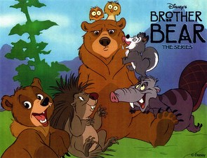 Brother Bear TV Series small