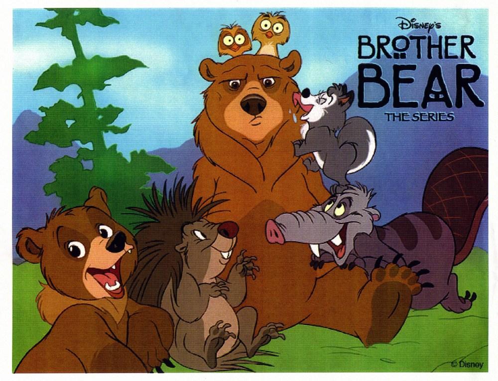 Братец Медвежонок 3 Торрент Скачать