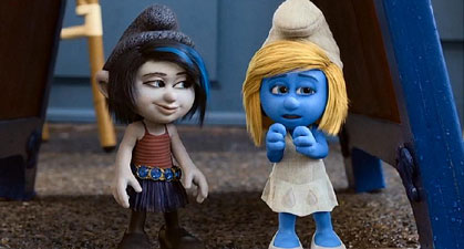 The Smurfs 2 Animated Views