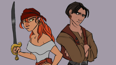 Buried Treasure: The ill-fated voyage to Treasure Planet 2 ...