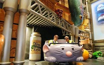 Le monde de Ratatouille se dévoile à Disneyland Paris 2