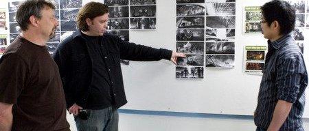 Director Kevin Munroe TMNT