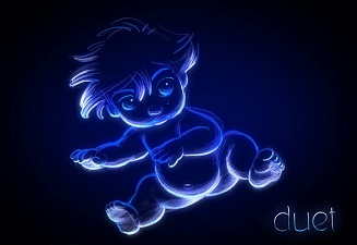 02 Glen-Keane_Duet_floating-baby-girl