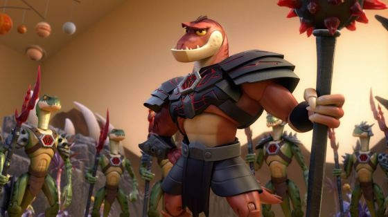 Toy story that time forgot animated views - Dinosaure toy story ...