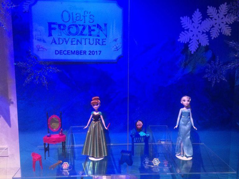 Hasil gambar untuk Olaf's FrozenAdventure