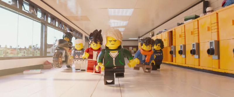 The Lego Ninjago Movie • Animated Views