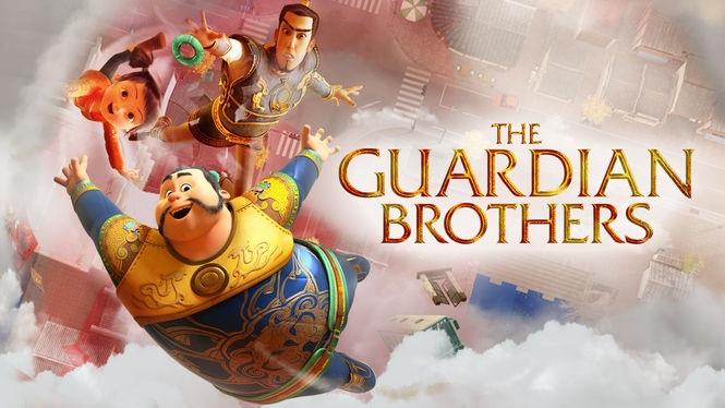 Les frères anges gardiens - Film d'animation (fr) Tgb111