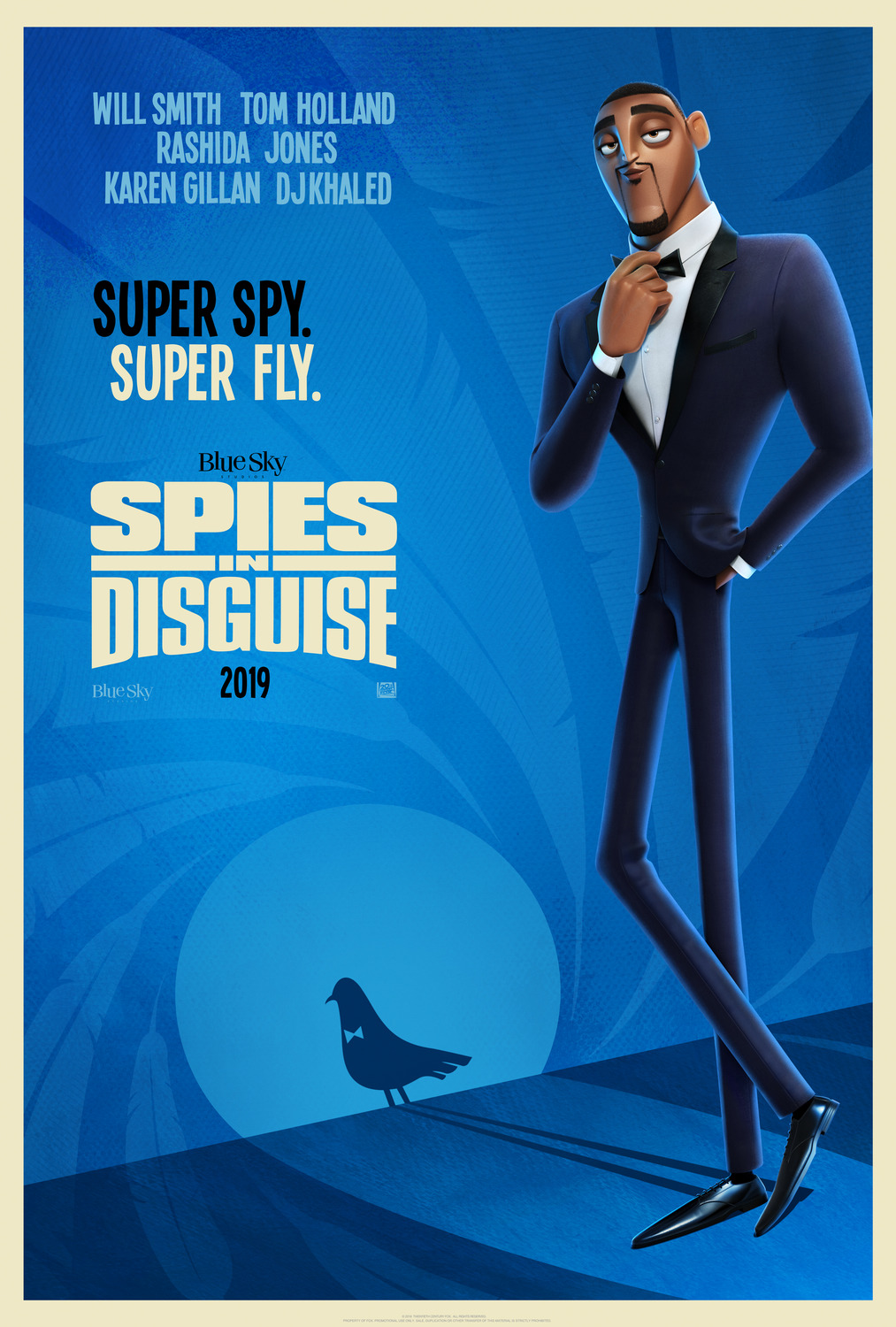 blue sky studios drops the first trailer to spies in