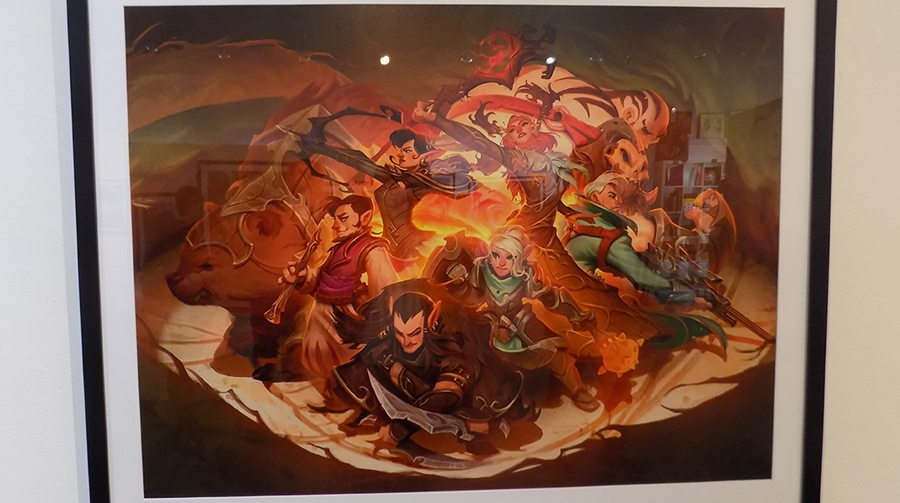 Critical Role Art Exhibition And Live Show Animated Views I search the web to find the best critical role fan art and show it to all of the fantasy lovers around. animated views