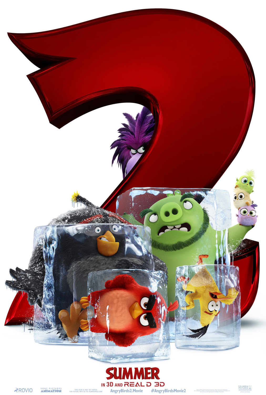 winter is coming in new angry birds movie 2 trailer