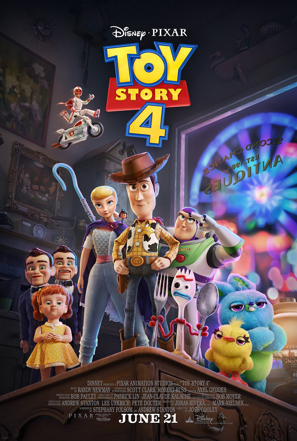 the toy story 4 poster has some easter eggs you might u2019ve