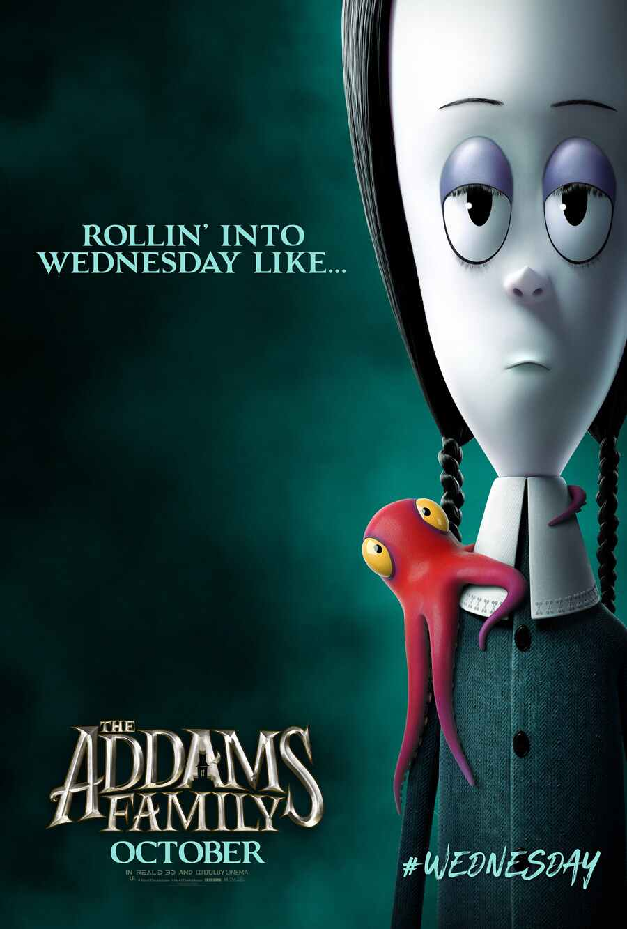 New Character Posters For The Addams Family Are Here To