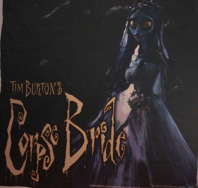 """[Film] """"The Corpse Bride""""/Les Noces Funèbres Corpsebride"""