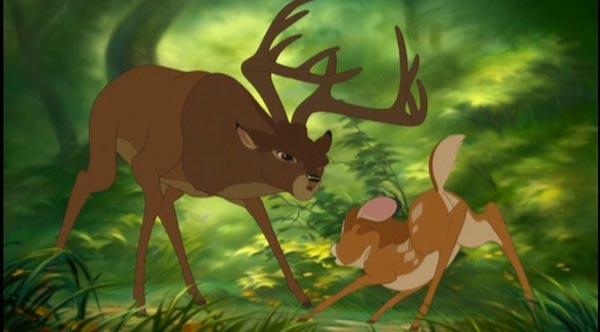 sneak peek at the sneak peek of bambi ii  u2013 animated views