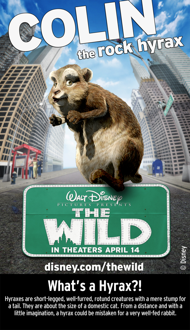 wild the wild character posters and facts � animated views