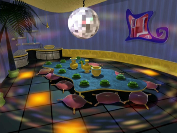 Aladdin Inside The Gen... Aladdin Inside The Genies Lamp