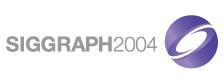 Siggraph 2004 logo