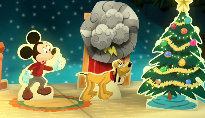 twice7 65k image - Mickey Mouse Twice Upon A Christmas